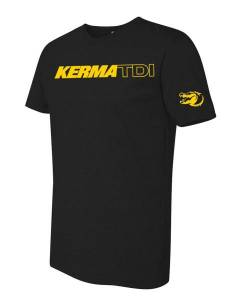 KermaTDI - Kermatee Black with yellow