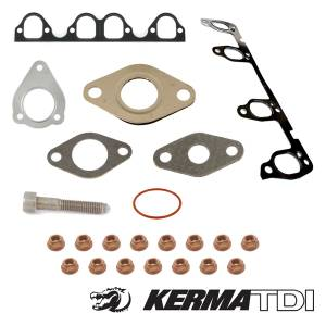 KermaTDI - Turbo installation Hardware Kit - Various turbos/ Various prices