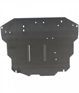 EvolutionImport - Evolution Atlas Skid Plate For Beetle, Golf & Jetta IV with OIl Drain Hole Provison