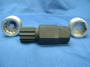 Metalnerd - Part MN2567 - Gear Box Drain Bit