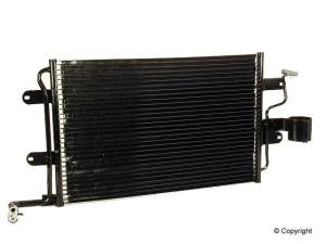 Various but Always Quality - A/C Condenser - (Mk4 Golf/Jetta)