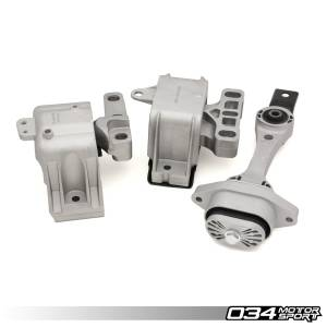 034 Motorsport - Street Density Line Motor Mount Set (Mk4) (3 piece)