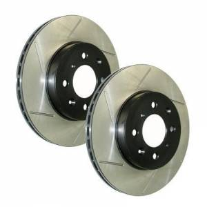 Stop Tech - StopTech Sport Slotted Cryo-Treated Rotor (Rear Pair) (Mk4)