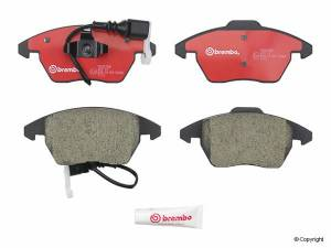 Brembo - Brembo Brake pads for Mk5 (Rear Pair)