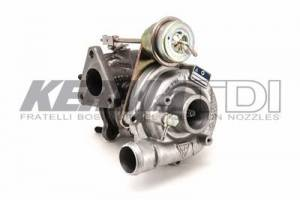 KermaTDI - Stock Turbo 1996-1998 VW TDI Mk3/B4
