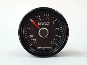 NewSouth Performance - New South Performance Boost Gauge (0-30) (Mk5)