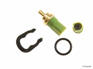 Various but Always Quality - Coolant Temp Sensor Green 4pin with Seal and Clip  (Mk4)