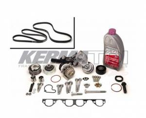 KermaTDI - High Mileage Timing Belt Kit for ALH. ON SALE!!