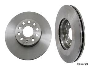 Zimmermann - Mk4 Zimmerman Front Rotors, 280mm (set of 2)