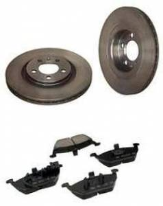 KermaTDI - Mk4 Premium Front Brake Package for TDI and 2.0 (280x22mm vented rotor size)