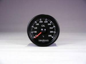 NewSouth Performance - Indigo 300 degree F Oil Temperature Gauge