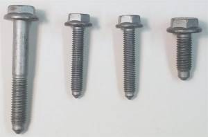 OEM VW - Dogbone Mount Bolt Kit (Mk4)