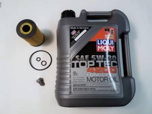 Various but Always Quality - Oil Change Kit - CKRA Passat 2012-2014