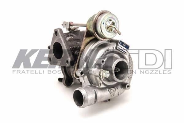 Borg Warner - K03/K04 Hybrid turbo for Mk3/B4 '96-99 Jetta '96-97 Passat
