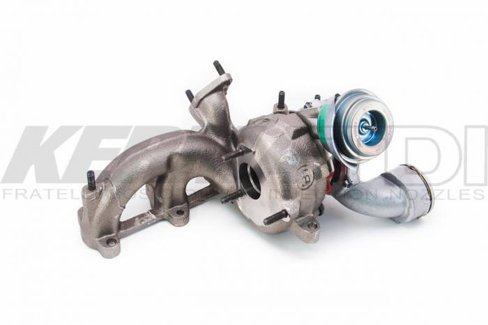 Garrett - Garrett VNT17 turbo upgrade (Mk4 ALH) - [GT1749VB]