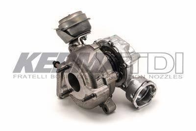 Borg Warner - BHW turbocharger (Borg Warner)