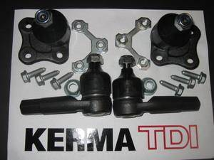 Various but Always Quality - Mk4 Tie Rod End and Ball Joint Kit (ALH/BEW)