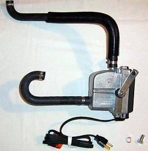 FrostHeater - FrostHeater (2009 -2010 Jetta Sedan / 2009 Jetta Sportwagen)- Manual Transmission