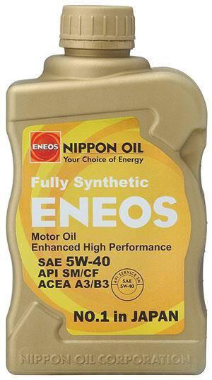 Eneos - Eneos 5W-40 Oil