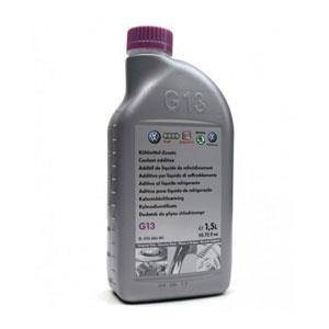 Various but Always Quality - G13 Coolant 1.5 liter