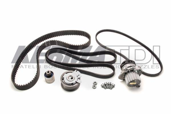 KermaTDI - TIMING BELT KIT (BHW)