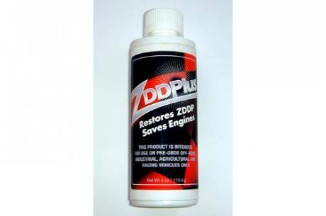 ZDD Plus - ZDD PLUS Zinc Additive