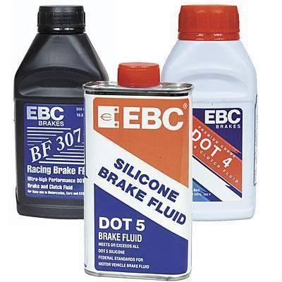 EBC Brakes - DOT4 High temp brake fluid - case of 6 bottles