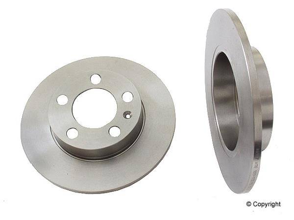 Various but Always Quality - Economy Premium Brake Kit (MK4) - All 4 Corners with Pads