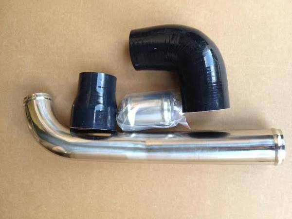 Upgraded Upper Intercooler Piping for ALH