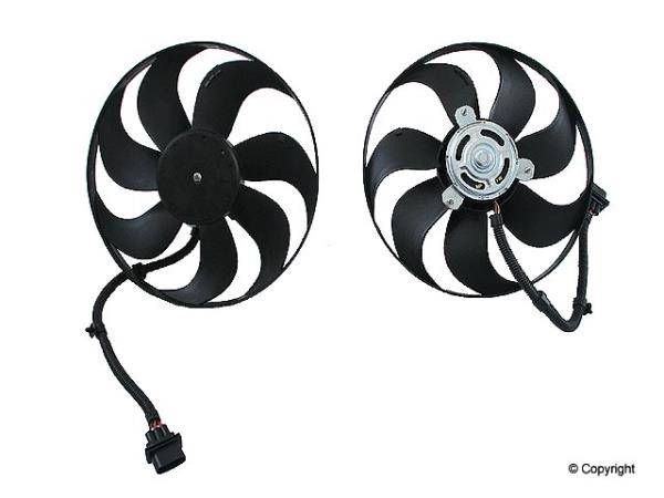Various but Always Quality - Large Cooling Fan (Mk4 New Beetle)