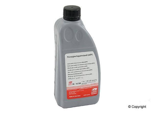 Febi Bilstein - Automatic Transmission Fluid (Mk4 ALH) (BHW) - 1 liter