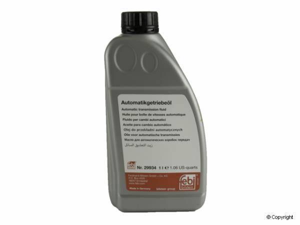 Febi Bilstein - Automatic Transmission Fluid ATF for TIPTRONIC [G052990A2] (Mk4 BEW)