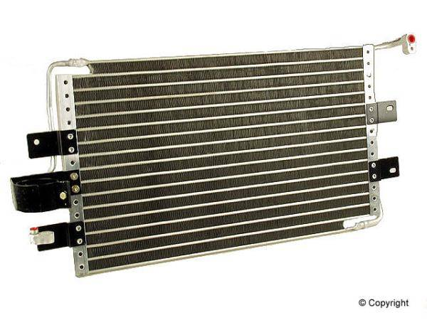 Various but Always Quality - A/C Condenser (Mk4 ALH New Beetle)