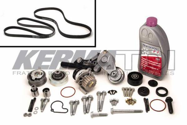 KermaTDI - High Mileage Timing Belt Kit (Mk4 ALH)