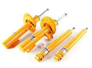 Koni - Koni Sport [Yellow] Damper Set for Mk5 / Mk6 / Mk7 Jetta - (Audi A3) All 4 corners
