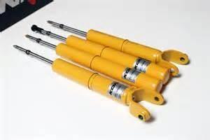 Koni - Koni Sport (Yellow) Damper Set for B5.5 Passat- all 4 corners