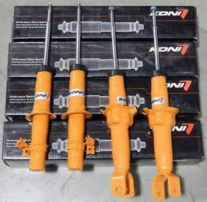 Koni - Koni STR.T [Orange] Strut & Shock Set (B5.5)