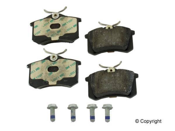 Power Stop - Power Stop Ceramic Rear Brake pads (B4)
