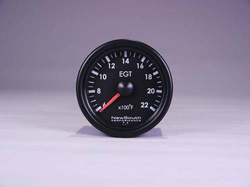 NewSouth Performance - EGT Gauge - New South Performance Indigo EGT