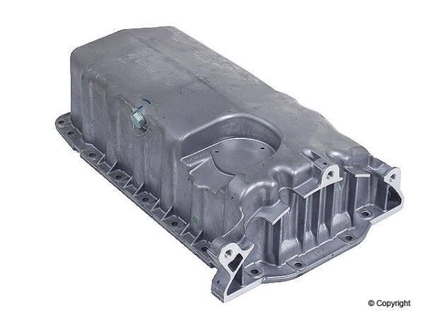Various but Always Quality - Aluminum Oil Pan (Mk4)