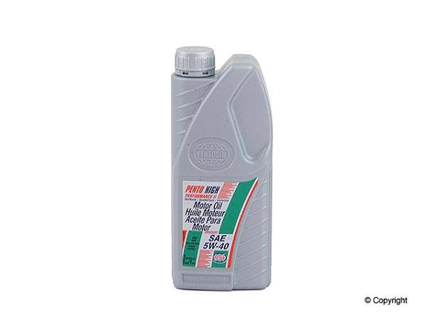 Pentosin - Pentosin High Performance II HP2 5w40 1 Liter [Pentosin]