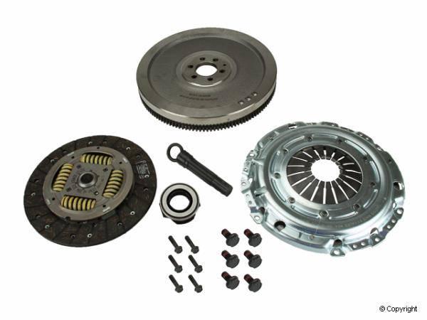Valeo - Valeo Single Mass Flywheel and Clutch Kit (Mk5 BRM) [Valeo]