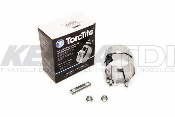 """Performance 3"""" Stainless Exhaust Clamp"""