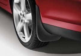 OEM VW - Rear Mudflaps for Jetta Sportwagen Rear (2010-2014)