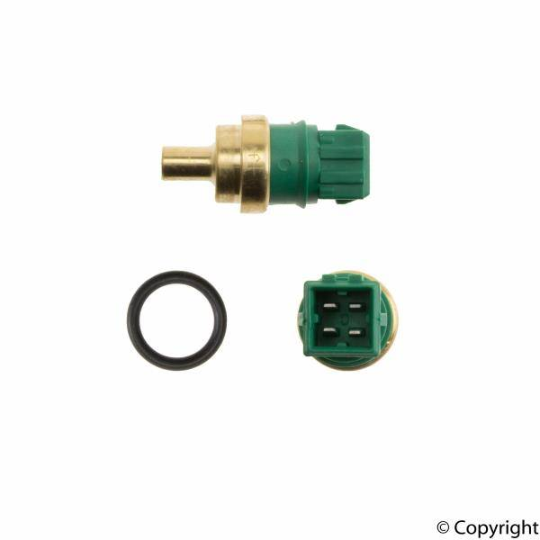 Various but Always Quality - Coolant Temp Sensor Blue 4pin w/Seal and Clip (early Mk4)