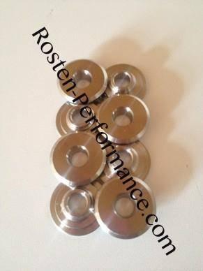 Rosten Performance - 1.9TDI VE 7mm valve Titan retainer set