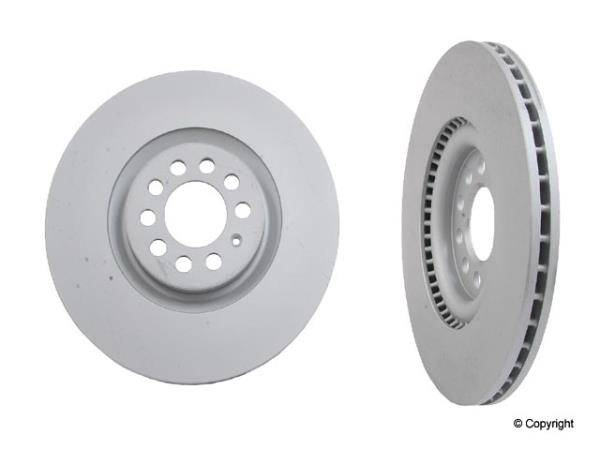 Zimmermann - Front Rotors (312mm) (Mk4 GTI / GLI) - single