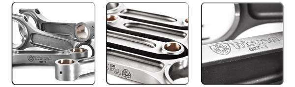 Integrated Engineering - Integrated Engineering Tuscan Connecting Rod Set (BHW)(CBEA)(CJAA)