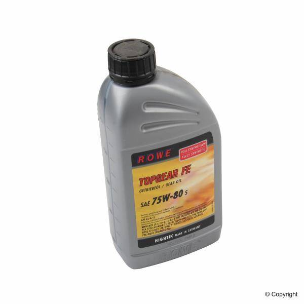 G 070 Manual Transmission Fluid - Made by Rowe