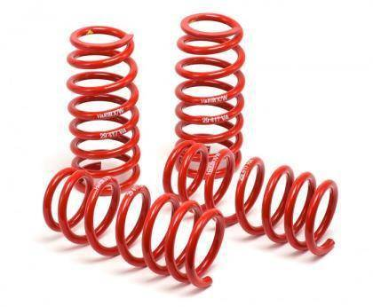 H&R - H&r Race Springs For Mk6 Jetta Sedan TDI 2011-2014